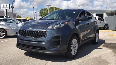 Used Kia Sportage Miami Shores Fl