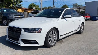 Used Audi A4 Miami Shores Fl